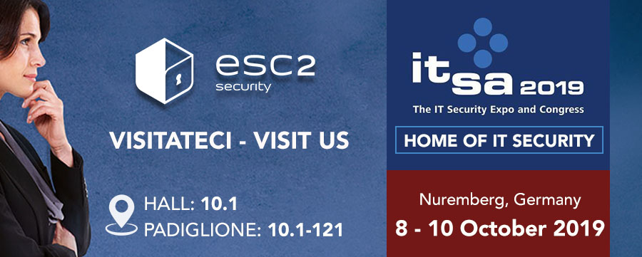 Evento Sicurezza IT a Norimberga